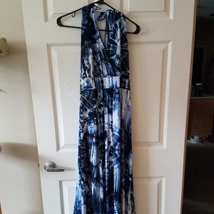 Avenue Halter Dress